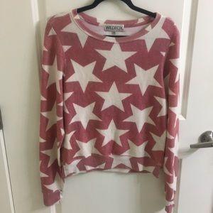 Wildfox Stars Comfy Sweater!